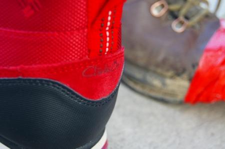 CLIMB ON 明日から宜しく靴君