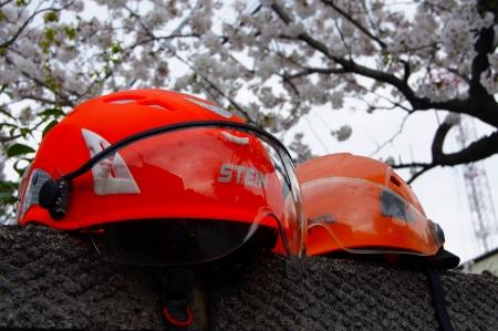 KASK SUPER PLASMA ヘルメットやっぱりオレンジなのね