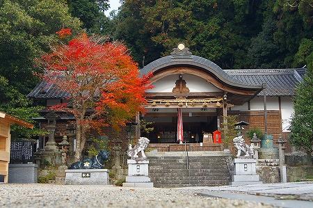 三重県名張市 杉谷神社